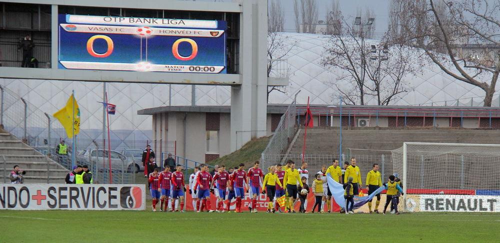 Vasas - Honvéd FC