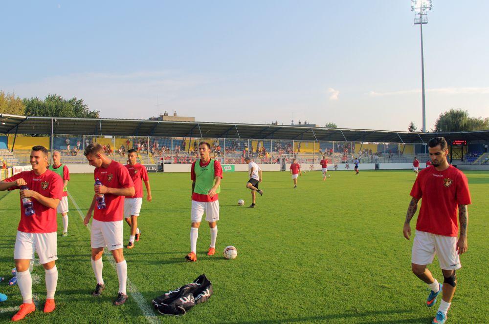 Mezőkövesd - Honvéd FC