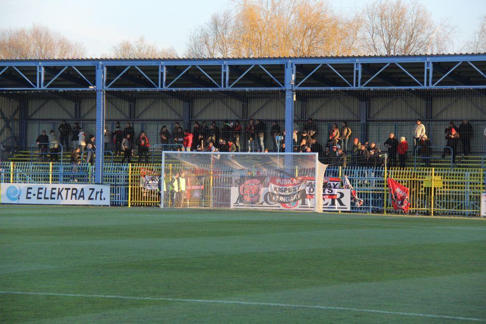 Gyirmót - Honvéd FC