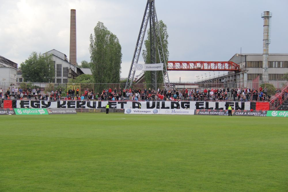 Honvéd FC - MTK