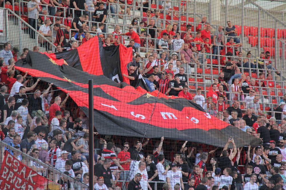DVSC - Honvéd FC