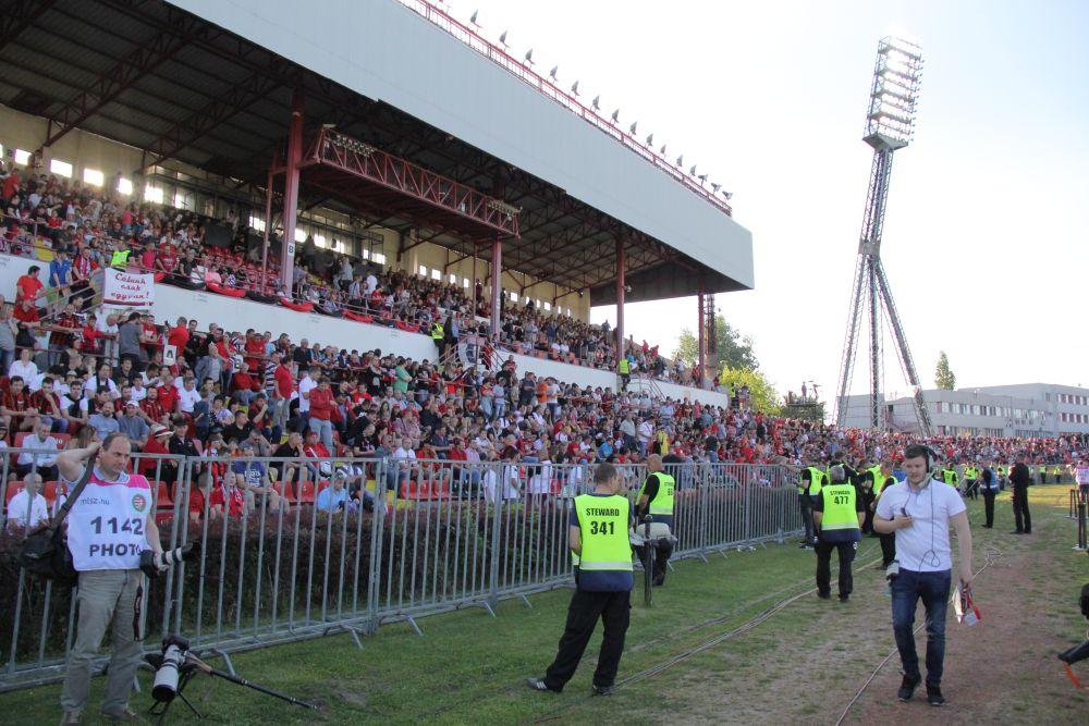 Honvéd FC - Videoton