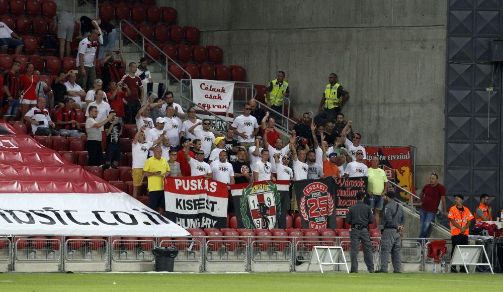 Beér-Seva - Honvéd FC