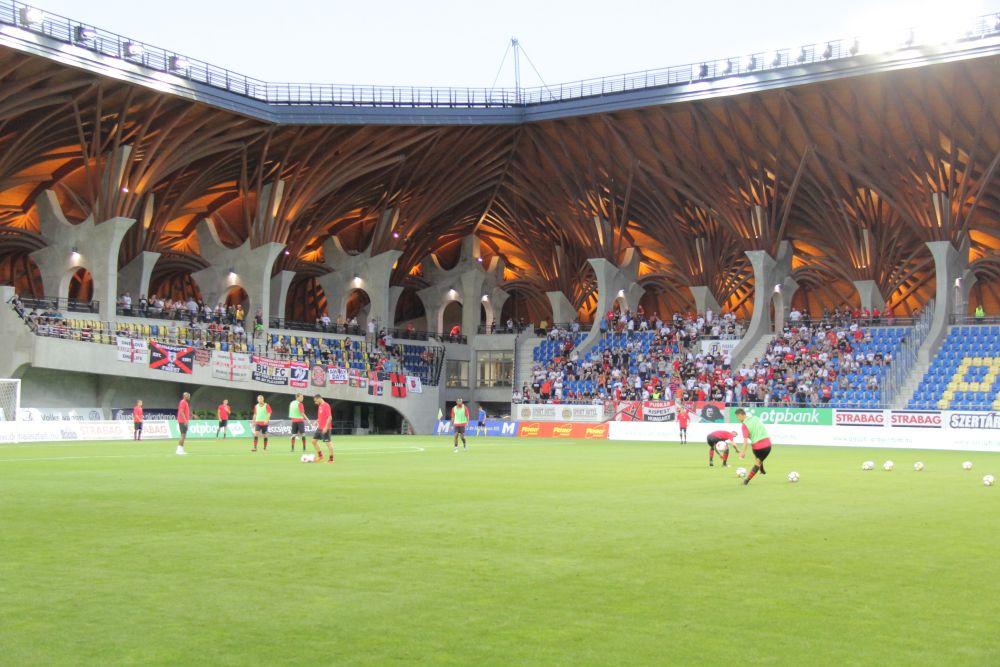 PFLA - Honvéd FC