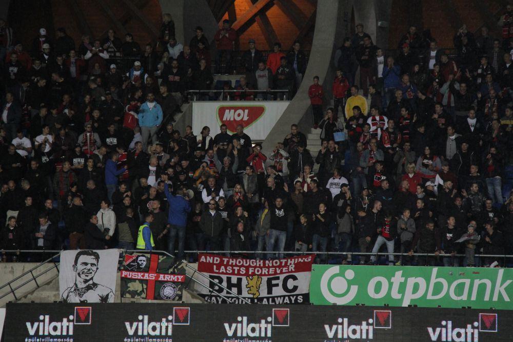 Videoton - Honvéd FC