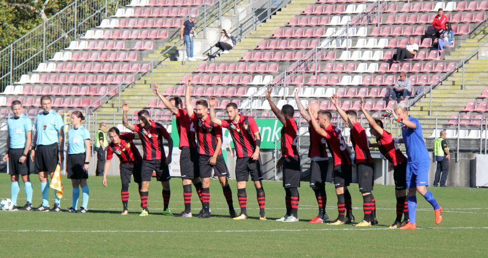 Haladás - Honvéd FC