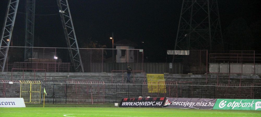 Honvéd FC - PFLA