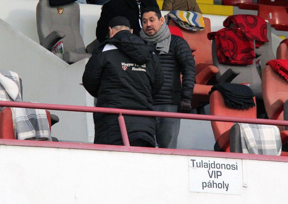 Honvéd FC - Mezőkövesd