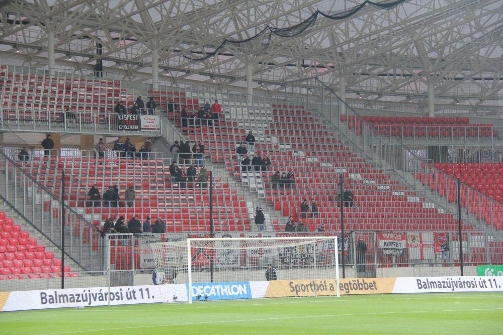 Debreceni VSC - Honvéd FC