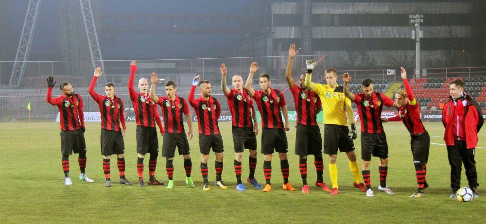 Honvéd FC - Siófok