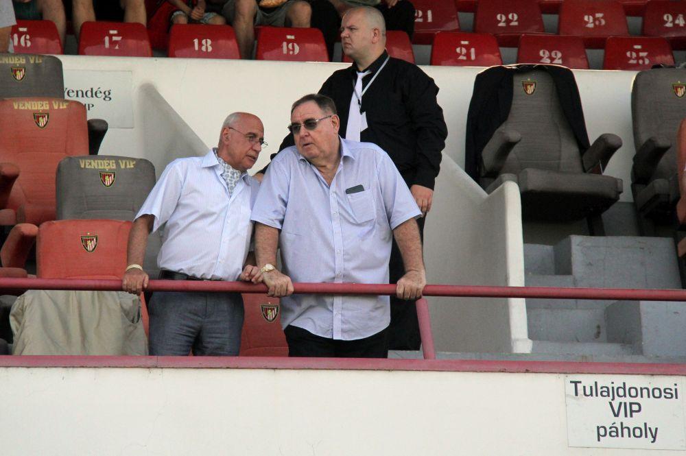 Honvéd FC - Debrecen