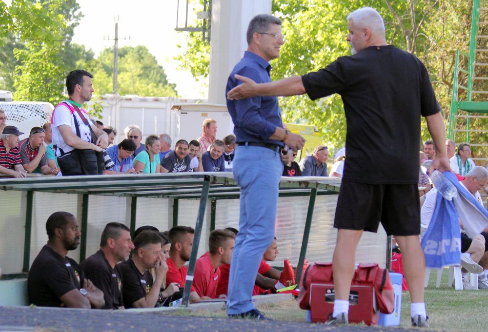 Paks - Honvéd FC