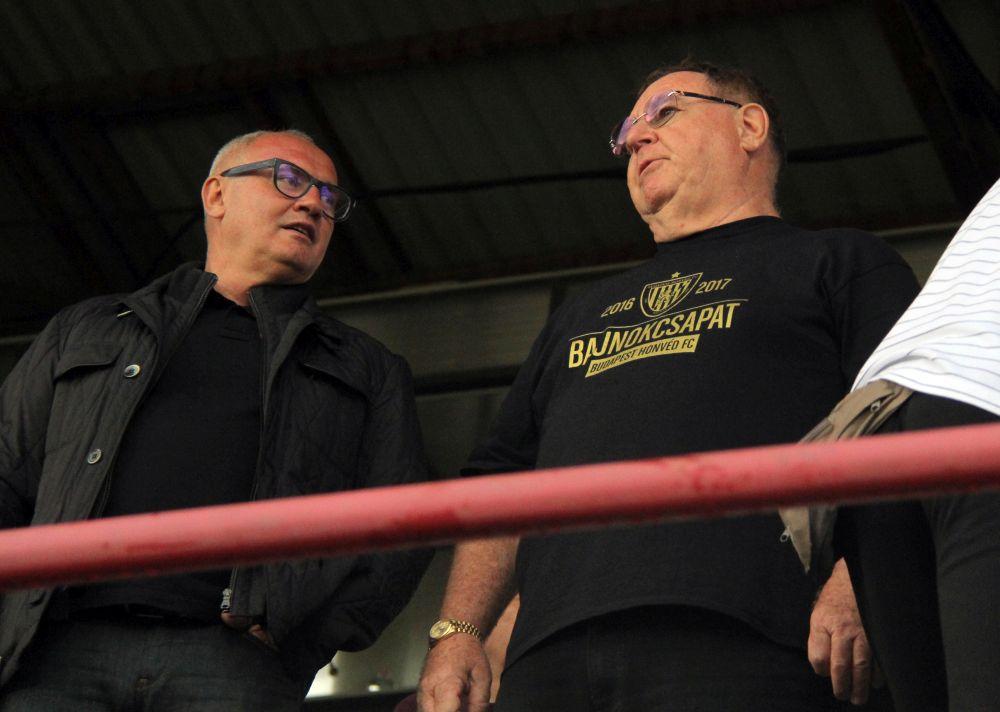 Honvéd FC - Vasas