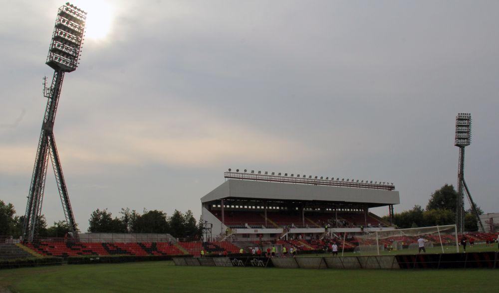 Honvéd FC - Paks