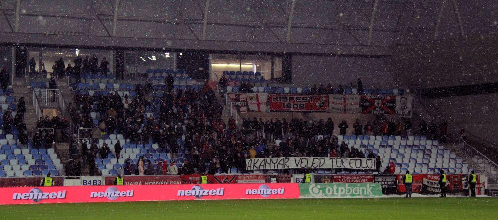 Honvéd FC - Újpest