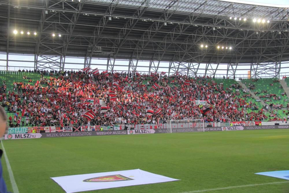 Honvéd FC - Vidi